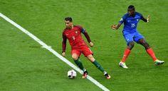 LIVE: Πορτογαλία-Γαλλία 0-0