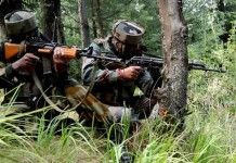 One terrorist, belonging to Hizbul Mujahideen terrorist group was killed in an encounter in South Kashmir's Shopian district. The encounter was carried out after launching a search operation ensuring certain intelligence input. It is also resulted in an injury of two policemen.