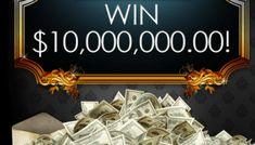 Lotto Winning Numbers, Lottery Numbers, Lotto Games, 10 Million Dollars, Win For Life, Winner Announcement, Dollar Money, Win Cash Prizes, Publisher Clearing House