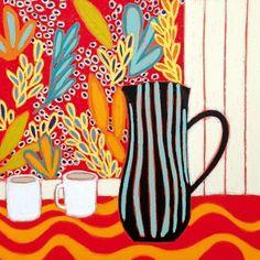 Gordon Hopkins nous revient cet été à la Galerie Glineur avec une quinzaine de tableaux issus de sa maturité lumineuse. La nature est omniprésente et les formes que l'on retrouve sur les toiles sont celles de son jardin imaginaire : végétaux, feuilles et fleurs de couleurs éclatantes et gaies rappelant…