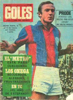 Resultado de imagen para revista goles 1974