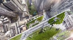 These Designs for the Two World Trade Center are Very Striking #architecture trendhunter.com