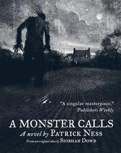 Patrick Ness' A Monster Calls.