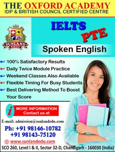 74 Best IELTS images in 2019 | Ielts, Chandigarh, Coaching