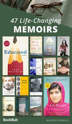 Memoirs chronicle powerful lives and share poignant stories. Here are the most m… Memoirs chronicle powerful lives and share poignant Books You Should Read, Best Books To Read, Good Books, Must Read Fiction Books, My Books, Book List Must Read, Best History Books, Best Books Of All Time, Books To Read In Your 20s