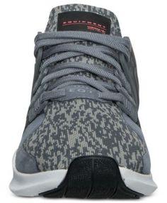 Barato Adidas EQT Support hombre  Silver