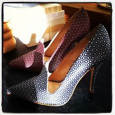Elizabeth and James did it again! We are loving these heels!