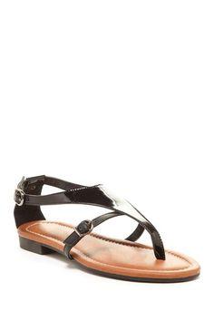 Elegant Footwear Nima Thong Sandal by Elegant Footwear on @HauteLook