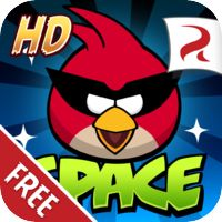 I'm learning all about Rovio Entertainment Ltd Angry Birds Space HD Free at @Influenster! @Rovio