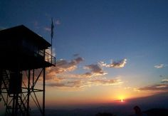 Unbelievable serenity when you book a stay at the Morton Peak Fire Lookout east of Los Angeles