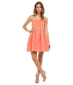 Gabriella Rocha Lorene Dress Coral - Zappos.com Free Shipping BOTH Ways