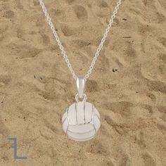 Why Customers Keep Coming Back: Description Feed your passion for volleyball with this Fierce volley ball necklace now! ****Delayed delivery due to high order volume****