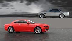 BMW CS Vintage Concept David Obendorfer http://www.differentdesign.it/bmw-cs-vintage-concept-david-obendorfer/ #BMWCS #Vintage #Concept è la nuova #realizzazione di #DavidObendorfer che non finisce mai di stupirci, una #interpretazione #moderna della #BMWE9 del 1968 disegnata da #GiovanniMichelotti.