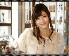 Beautiful Japanese Girl, Cute Japanese, Japanese Beauty, Beautiful Asian Women, Asian Beauty, Japanese Eyes, Beautiful Ladies, Satomi Ishihara, Prity Girl