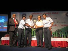 In the recent Chapter Convention on Quality Circles (CCQC) 2012 competition held at Bangalore, on September 30, 2012, six teams from TAFE Doddaballapur Plant participated and all 6 teams won the Gold Award.  Now that's how you define 'Quality'. Congratulations Team DBR!  tafe.com | tafecafe.org