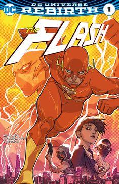 The Flash 5. Online Comic Book. DC comics.