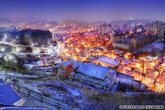 40 travel spots in South Korea from photographers' perspectives OOOOOOOH!