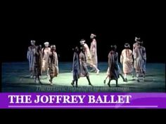 World-Famous Joffrey Ballet Returns To L.A. This Weekend