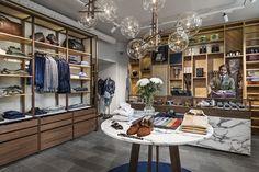 Rose & Born Store by Koncept Stockholm, Stockholm – Sweden » Retail Design Blog