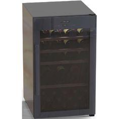 CLIMADIFF Weinkühlschrank CLS63, 63 Flaschen Thermometer, Led, Lockers, Locker Storage, Cabinet, Furniture, Home Decor, Flat Design, Interior Lighting