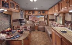 Our retirement plan - sell everything, buy an RV, and drive it on a road trip from east coast to west coast.