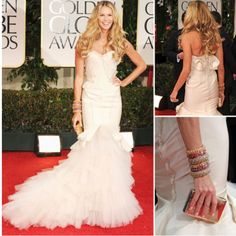 Elle at the Golden Globes....she is stunninghttp://pinterest.com/pin/202873158183925797/#