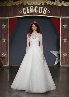 Más de 50 vestidos de novia corte princesa: diseños extraordinarios que no querrás dejar escapar Image: 22