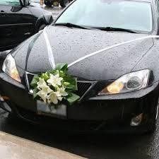 「wedding car decorations」の画像検索結果