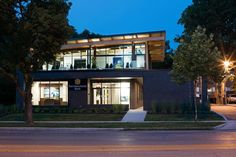 Reliant Partners Office Building | Architect Magazine | ONE 10 STUDIO Architects, Indianapolis, Ind., Office, New Construction, 2016 AIA Indiana Design Awards, AIA Indiana Design Awards 2016, Award Winners, Office Projects, AIA Indiana