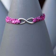 Kit diy bracelet liberty wilmslow berry et symbole infini