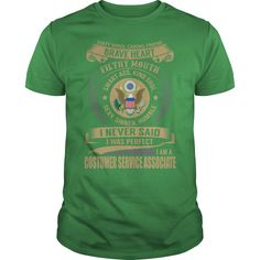 Costumer Service Associate Brave Heart Job Title Shirts #gift #ideas #Popular #Everything #Videos #Shop #Animals #pets #Architecture #Art #Cars #motorcycles #Celebrities #DIY #crafts #Design #Education #Entertainment #Food #drink #Gardening #Geek #Hair #beauty #Health #fitness #History #Holidays #events #Home decor #Humor #Illustrations #posters #Kids #parenting #Men #Outdoors #Photography #Products #Quotes #Science #nature #Sports #Tattoos #Technology #Travel #Weddings #Women