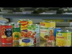Videotipp: Bisphenol A – Gift aus der Dose