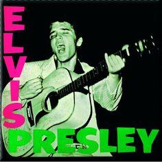 Elvis Presley- Album Cover magnet