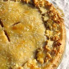 French Pastry Pie Crust Allrecipes.com My favorite pie crust!