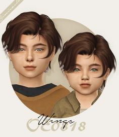꧁ℱ𝚊𝚋𝚒𝚎𝚗𝚗𝚎꧂ ꧁ℱ𝚊𝚋𝚒𝚎𝚗𝚗𝚎꧂,some sims 4 cc sims 4 cc // custom content boy child toddler hairstyle // Wings Related posts:The Reversible Bag for Kids - childRede mit deinem Kind so, dass es dich verstehen. The Sims 4 Kids, The Sims 4 Bebes, Sims 4 Children, Sims 4 Toddler Clothes, Sims 4 Mods Clothes, Sims 4 Cc Kids Clothing, Children Clothing, Toddler Hair Bows, Toddler Boys