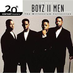 Boyz II Men - The Best Of Boyz II Men 20th Century Masters The Millennium Collection