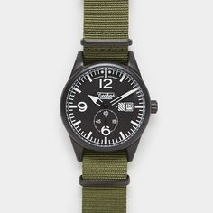 Cool Material - Techné Harrier Watch