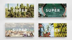 bitsbobsandbeats:  Rad packaging / cases for the the new SUPER sunglasses range. The same prints are on the inside of the frames. Cool, nê? ...