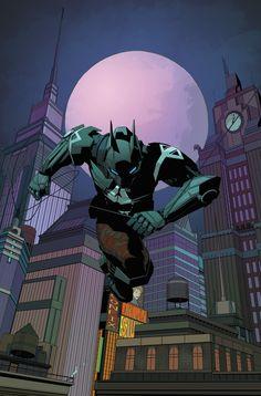 BATMAN: ARKHAM KNIGHT #9 - Written by PETER J. TOMASI, Art by VIKTOR BOGDANOVIC and RICHARD FRIEND, Cover by HOWARD PORTER