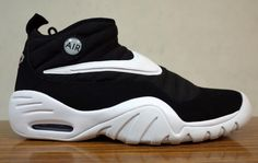 Look Out For The Nike Air Shake NDestrukt Black White