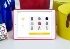 This smart closet will tell you whats best to wear each morning