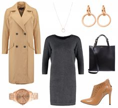 #Herbstoutfit Trenchcoat ♥ #outfit #Damenoutfit #outfitdestages #dresslove