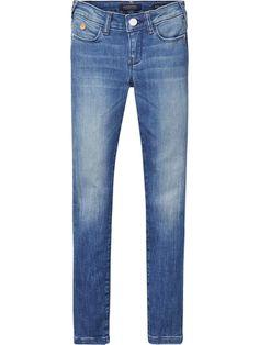 Jeans+bleu+classique