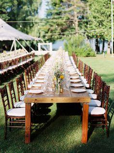 Charming & Intimate Northern Michigan Wedding | Michigan Wedding Photography
