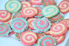 Regenbogen Kekse, kunterbunte Kekse, kunterbunte Regenbogen kekse, kinder kekse, geburtstags kekse, mitbringsel, backen mit kindern,