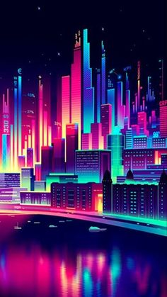 The Cyber Force - Neon City - Page 2 - Wattpad Wallpaper City, Retro Wallpaper, Wallpaper Backgrounds, Iphone Wallpaper, Wallpapers Android, Black Wallpaper, Nature Wallpaper, Mobile Wallpaper, Iphone Android