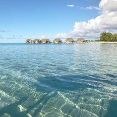 #Goodbye #Tikehau #clear #waters #lifeaquatic #TheIslandsofTahiti #LoveTahiti #FrenchPolynesia #nature #beach #ocean #islandlife #islandhopping #atoll #travel #teambullfrog