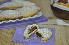 Ravioli alla nutella  #lacucinadirosalba #nutella #dolce
