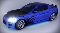 Mazda RX8.