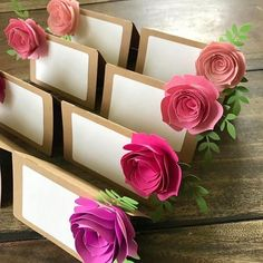 Flower Cupcakes, Fun Cupcakes, Paper Flowers Craft, Flower Crafts, Recipe For Teens, George Bernard Shaw, Food Tent, Floating Shelves Diy, Tent Cards
